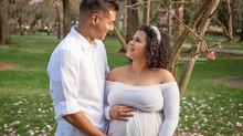 Claudia & Jorge's Maternity - Kinley Rose Photography, Ludowici, GA Newborn Photographer