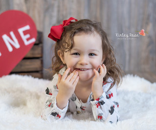 Elizabeth & Alexander's Valentines Day Mini Session - Kinley Rose Photography, Clarksville,