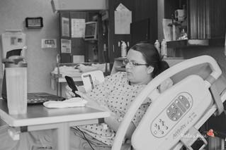 Marissa's Birth Story - Kinley Rose Photography, Clarksville, TN Newborn Photographer