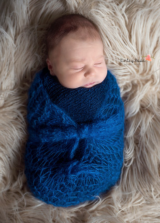Cole {11 Days New} - Kinley Rose Photography, Clarksville, TN Newborn Photographer