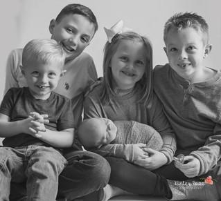 Maverick {14 Days New} - Kinley Rose Photography, Clarksville, TN Newborn Photographer