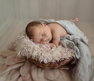 Rowen {12 Days New} - Kinley Rose Photography, Ludowici, GA Newborn Photographer