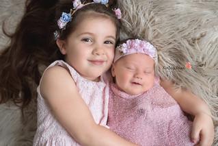 Savannah {7 Days New} - Kinley Rose Photography, Clarksville, TN Newborn Photography