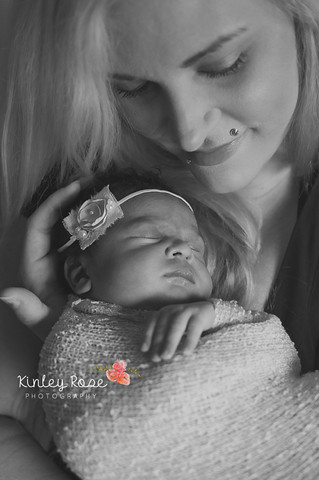 Lyra {9 Days New} - Kinley Rose Photography, Ft. Campbell Newborn Photography