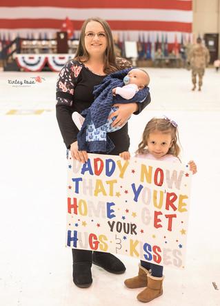 Welcome Home Blake! - Kinley Rose Photography, Clarksville, TN Newborn Photographer