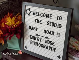 Noah {6 Days New} - Kinley Rose Photography, Clarksville, TN Newborn Photographer