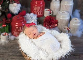Zoey {13 Days New} - Kinley Rose Photography, Ludowici, GA Newborn Photographer