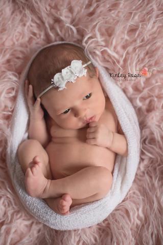 Sophia Rose {15 Days New} - Kinley Rose Photography, Clarksville, TN Newborn Photographer