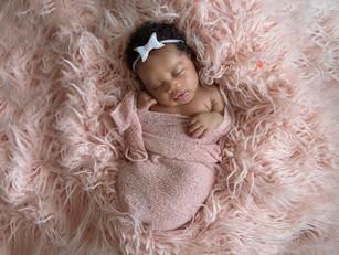 Alayah {4 Weeks New} - Kinley Rose Photography, Ludowici, GA Newborn Photographer