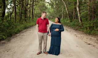 Adriana + Vernon - Kinley Rose Photography, Ludowici, GA Newborn Photographer