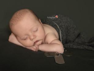 Kylex {6 Weeks New} - Kinley Rose Photography, Ludowici, GA Newborn Photographer