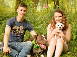 The Baird Family - Kinley Rose Photography, Ft. Campbell, KY Family Photography