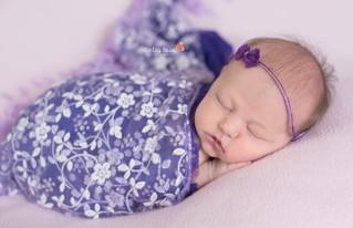 Posie {15 Days New} - Kinley Rose Photography, Clarksville, TN Newborn Photographer