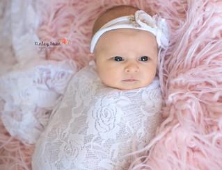Elizabeth {11 Days New} - Kinley Rose Photography, Clarksville, TN Newborn Photographer