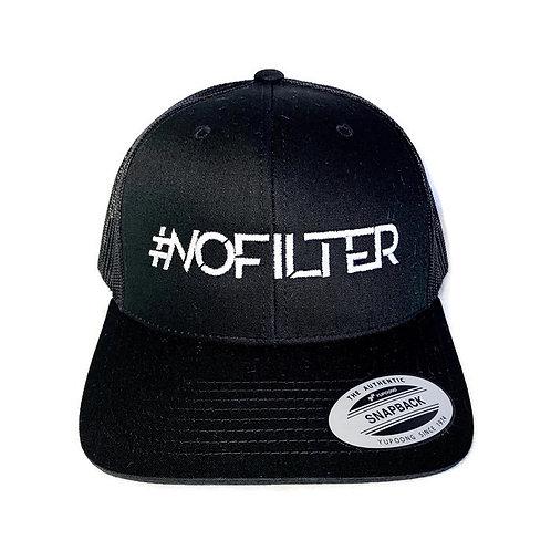 NoFilter Snapback Hat