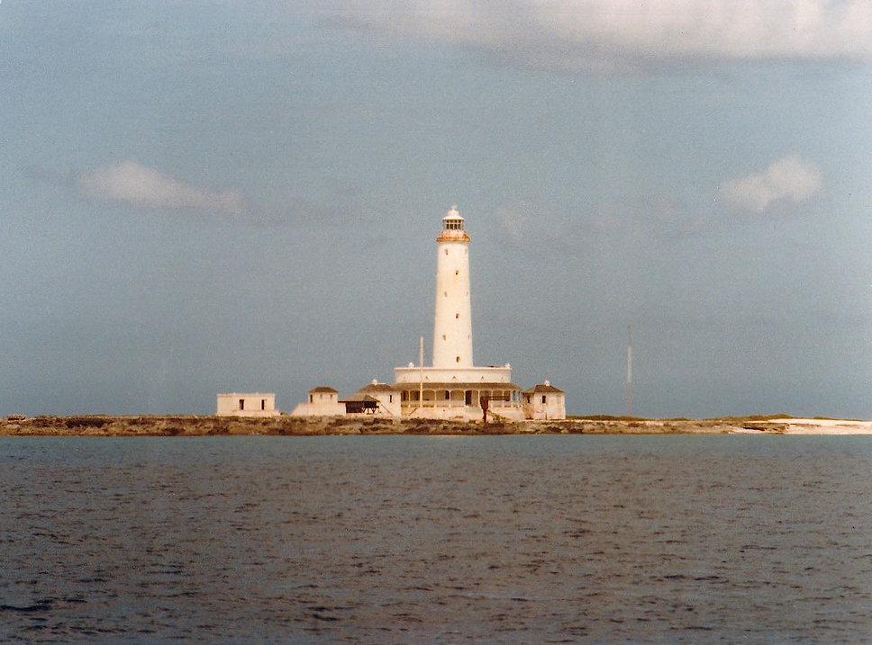 1983-BAHAMAS-CROOKED ISLAND-BIRD ROCK LI