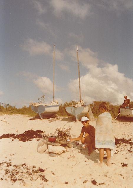 1983-BAHAMAS-MAYAGUANA-SPAGHETTI ON THE