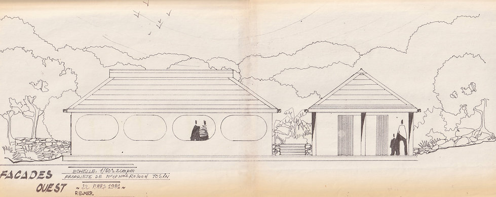 1982-MAISON TOSIN-SAINT-BARTH-FACADE OUE