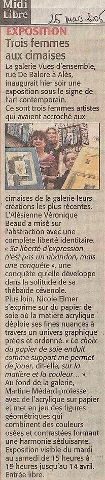 2005-03-VUES D'ENSEMBLE-ALÈS-MIDI LIBRE.