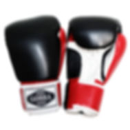 GOSSA(ゴッサ) ボクシンググローブ 黒×赤 メイン.jpg
