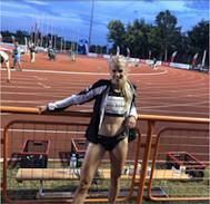Majtie Kolberg bestätigt Top-Form