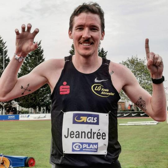 Julien Jeandrée DM 10.000m