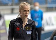 Majtie Kolberg Fünfte bei der DM