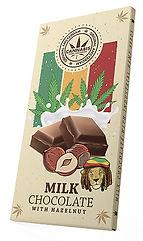 RASTA CHOCOLATE MILK whit hazelnut 144 c