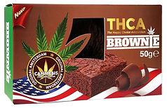 BROWNIE CLASSICO cioco con semi di canap