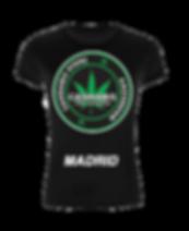 t-shirt-donna-nera madrid.png
