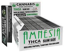 CARTINE slim size AMNESIA cod. 5009 copi