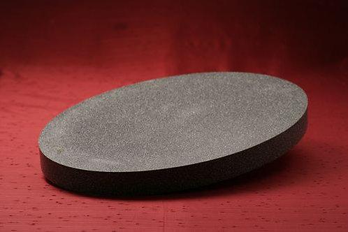 Bandeja redonda simil granito 61 cm