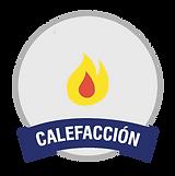 calefacción, cañón, estufa