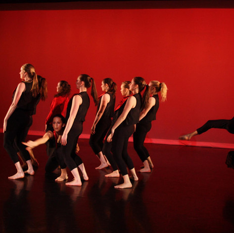 """Anatomy of Sound."" Choreographed by Yasmeen Audi."