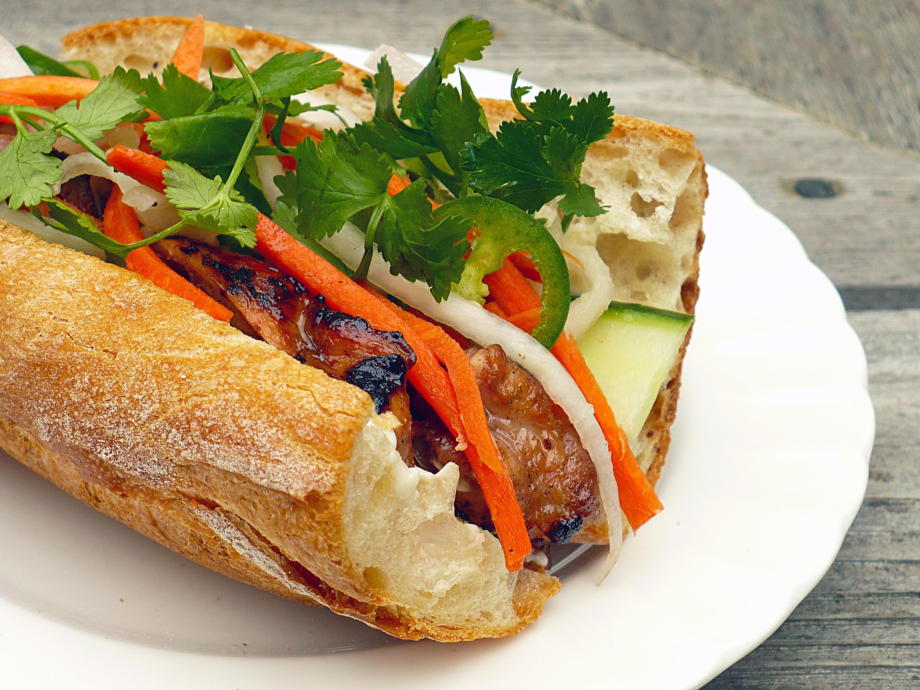 Vietnamese Baguette