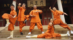 "TF6 ""Les apprentis Shaolins"""