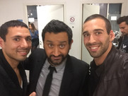TPMP with Cyril Hanouna