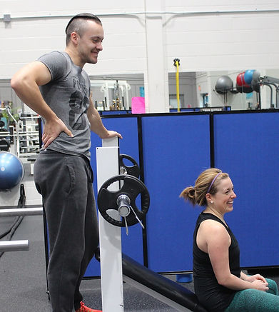 Personal training with Tom 4