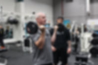 Personal training with Cam 2