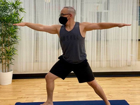 Personal Trainer Tries Yoga: Part 2 - The First Class