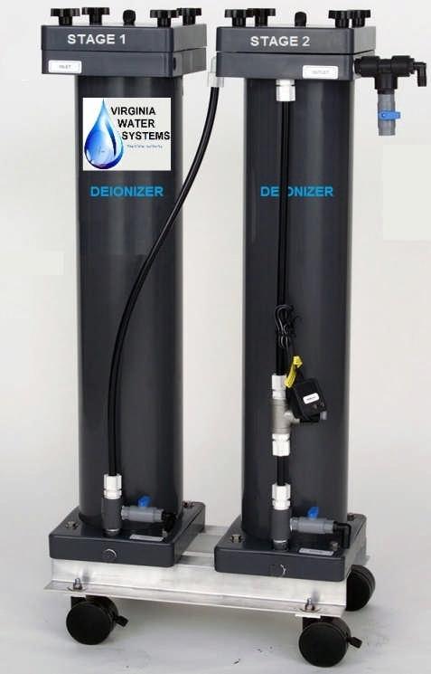 Spot Free Rinse System