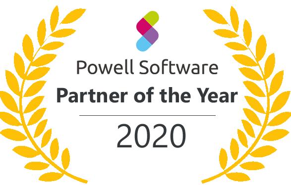 Cloud for Work, Winner of Powell Partner of the Year Award