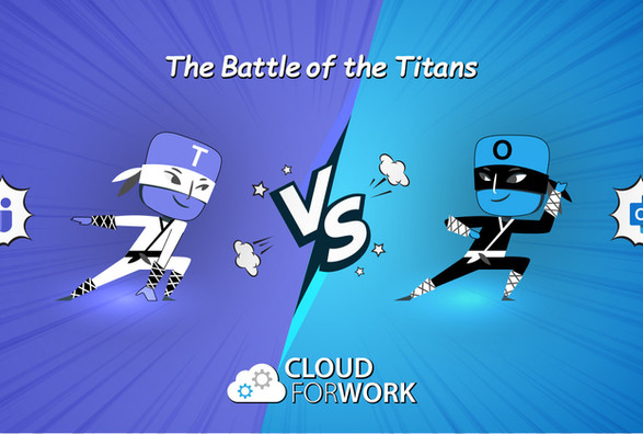 Battle of the Titans: Outlook versus Teams (how to reduce the number of emails)