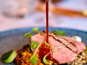 Fantastic return for BCF Chef's Club Lunch at Cheal's of Henley