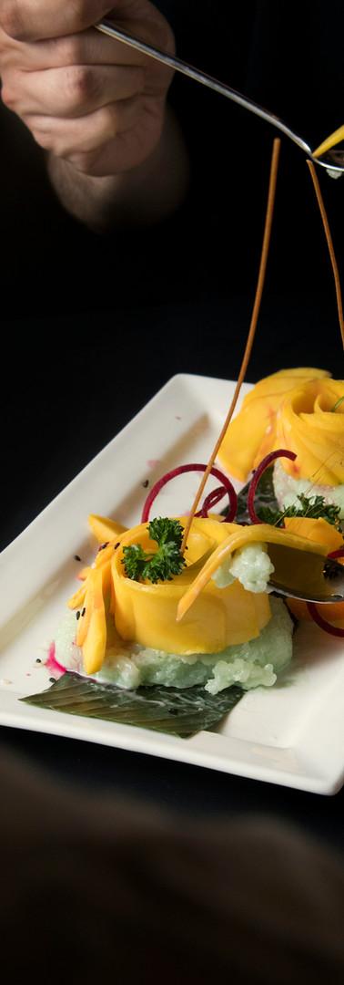 Mango Sticky Rice Imm Thai Kitchen Littl