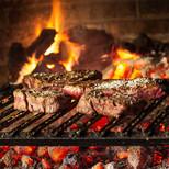 Carne hecha a la barbacoa
