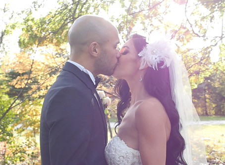 The Wedding of Josie & Chris