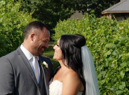 The Wedding of Rose & Tony
