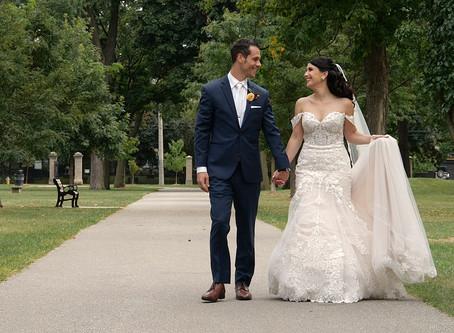 The Wedding of Lisa & Rob