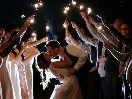 The Wedding of Julia & Dustin